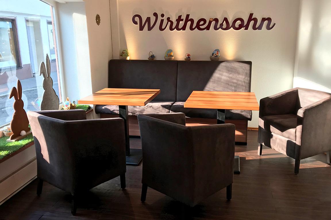 Wirthensohn Backwerkstatt in Sonthofen