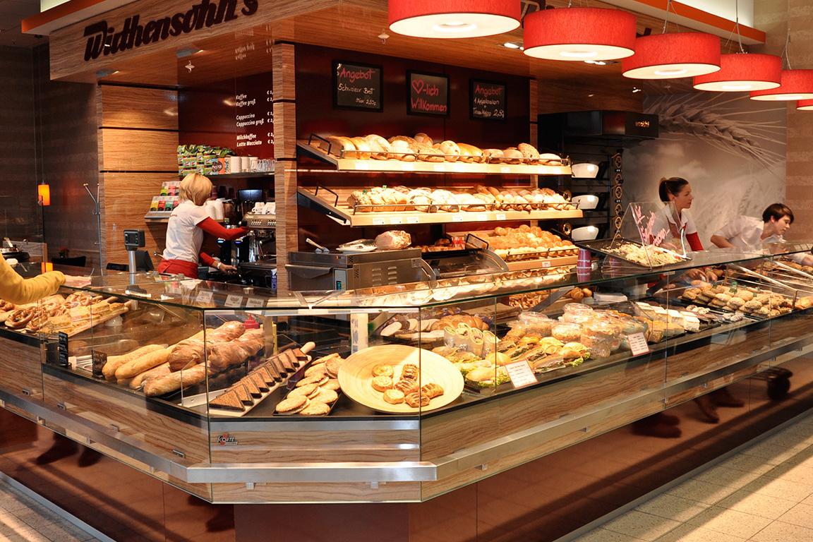 Wirthensohn Bäckerei im Obi in Sonthofen