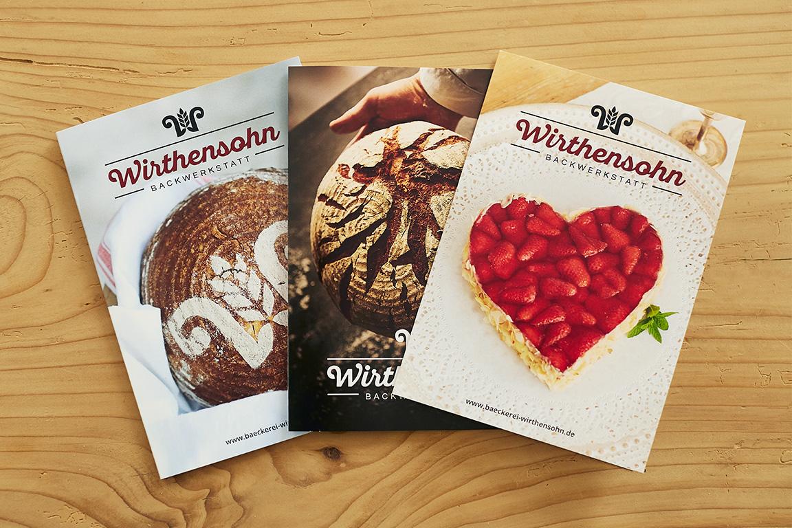 Wirthensohn Bäckerei Gutscheine