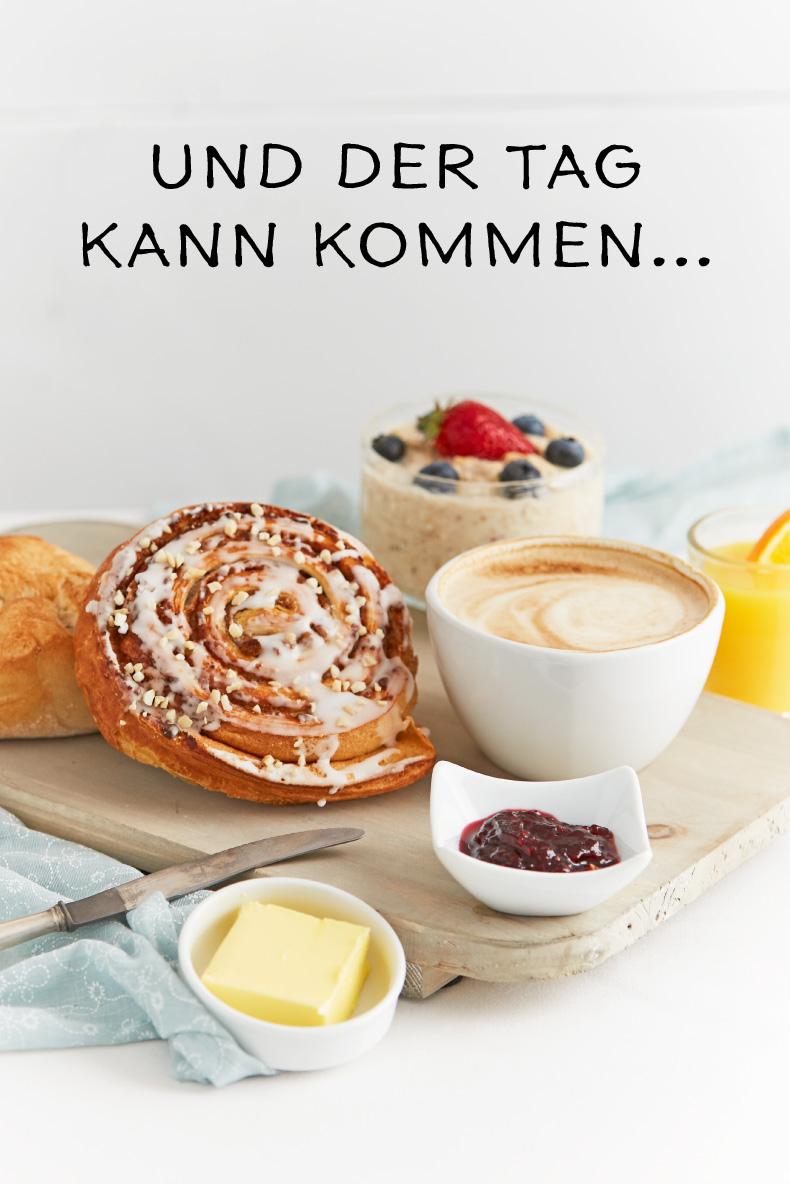 Frühstück in der Wirthensohn Backwerkstatt Sonthofen