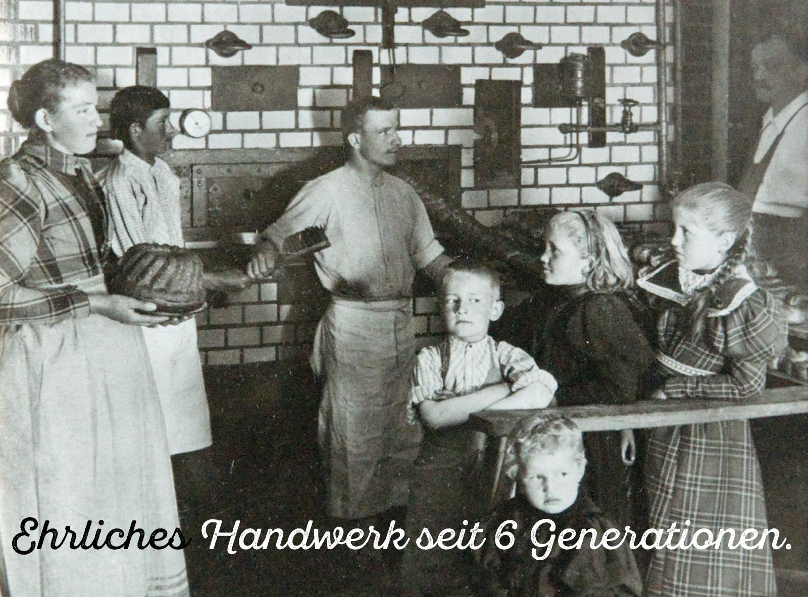 Wirthensohn Backwerkstatt seit 1843