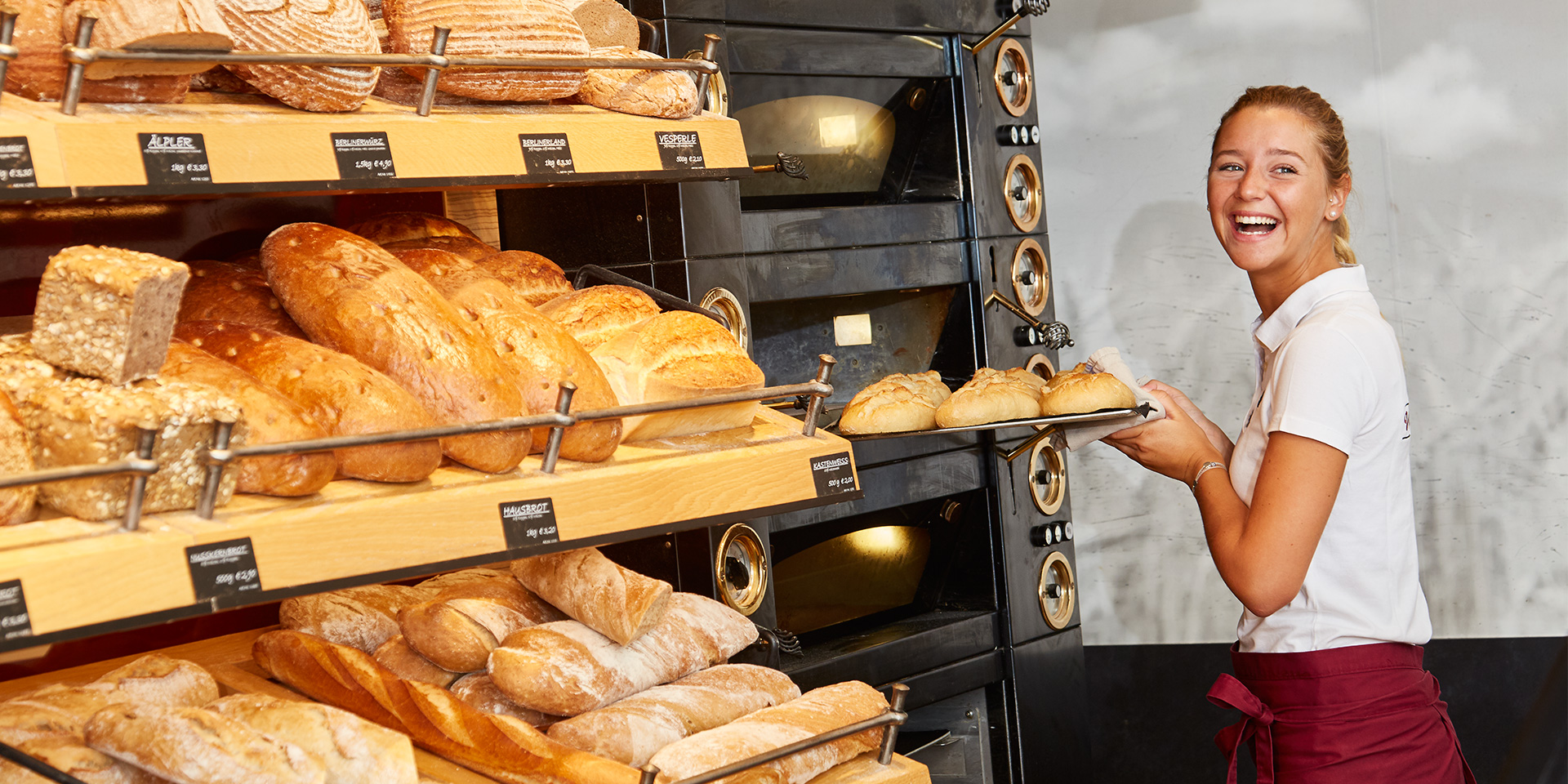 Wirthensohn Bäckerei Azubi
