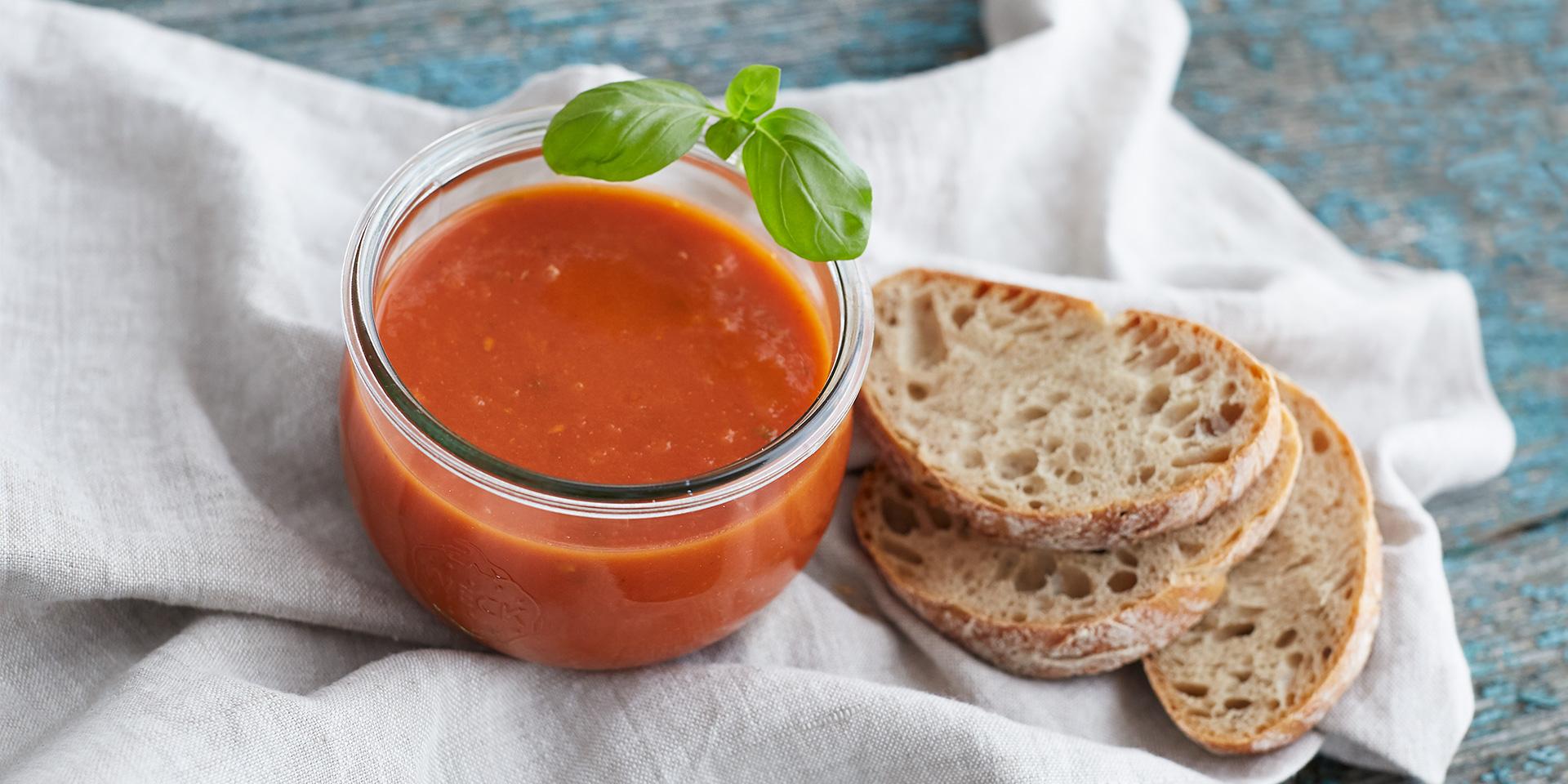 Mittagstisch Suppe Bäckerei Wirthensohn Sonthofen