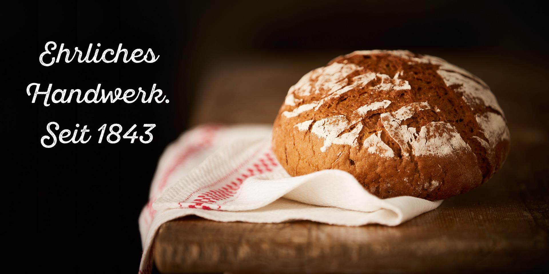 Bäckerei Wirthensohn in Sonthofen = Ehrliches Handwerk